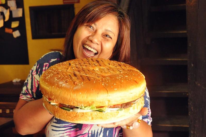 Ilocandia's Biggest Burger
