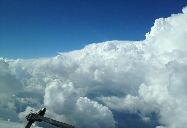 Chmury Cb