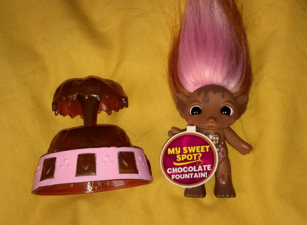 Chocolaa the Chocolate Zelf