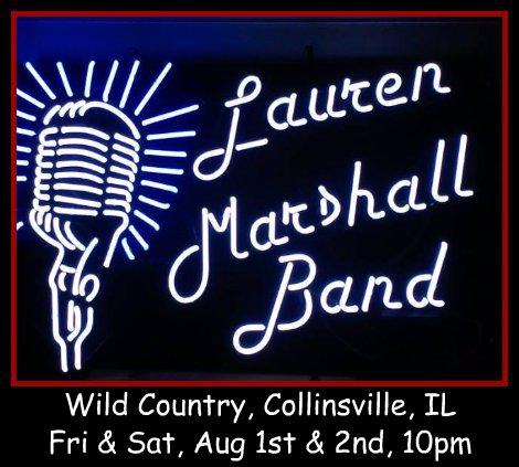 Lauren Marshall Band 8-1, 8-2-14