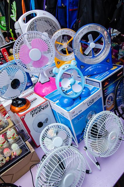 Gaya Street Sunday Market at Kota Kinabalu, Sabah