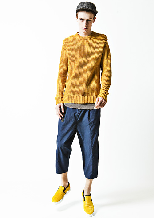 SS15 Tokyo KAZUYUKI KUMAGAI016_Jack Chambers(Fashion Press)