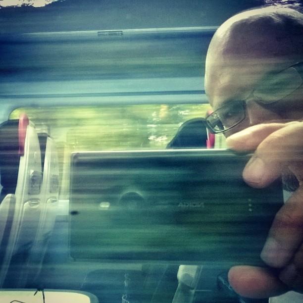 Me. Commuter.