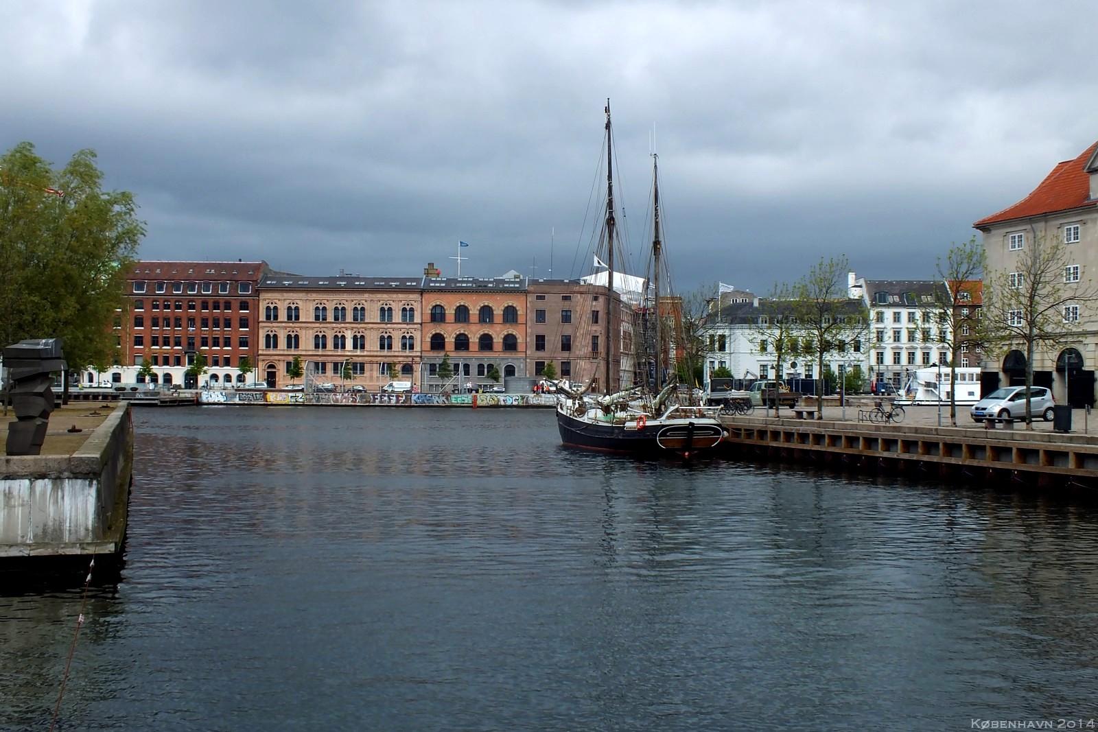 Sankt Annæ Gade, København, Denmark