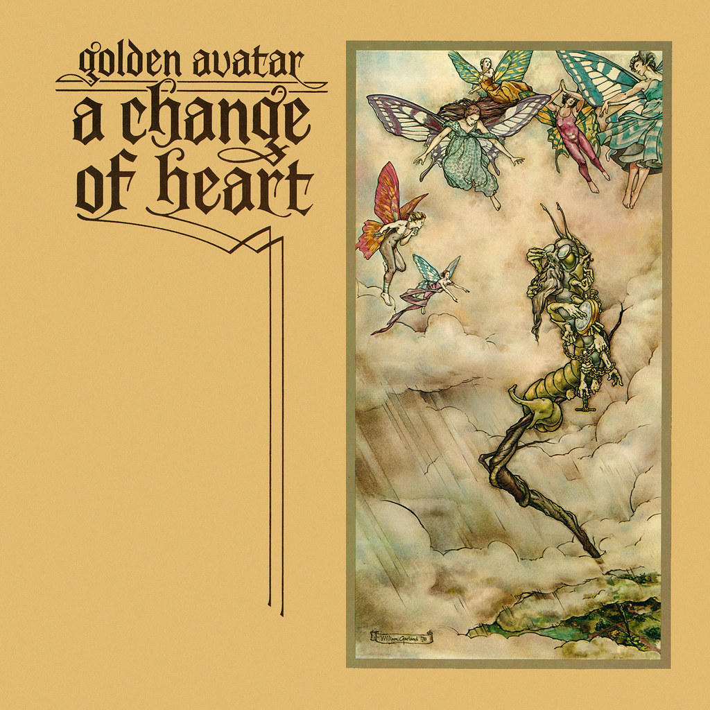 Golden Avatar ‎– A Change of Heart