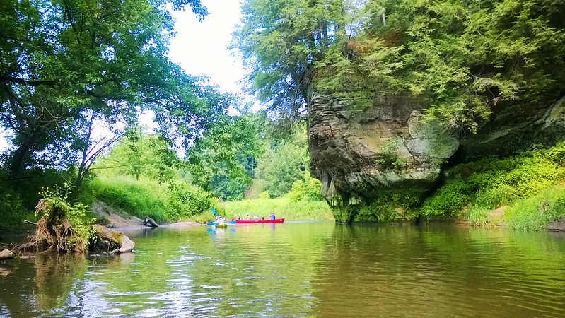 day 3669: rolling down the (kickapoo) river! III.