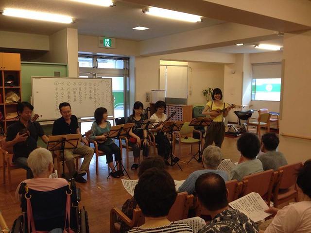 第4回 OUS 演奏会 2014.7.20