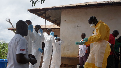 Sierra Leone: into the Ebola epicentre