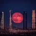 Super luna Agosto 2014 by j.martinez76