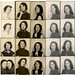 Photobooth Girl in Forty Poses (Nos. 1-20)