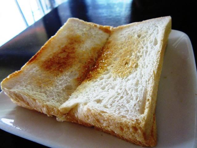 Opps kaya toast