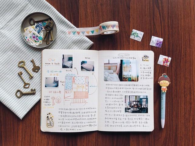 201405-台南之旅手帳001