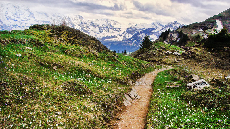 Best Hikes in Europe: Bernese Oberland, Switzerland
