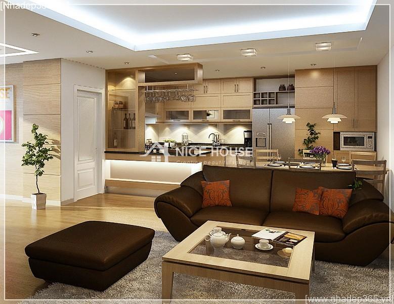 Thiết kế nội thất căn hộ nhà cô Hằng - HN_05