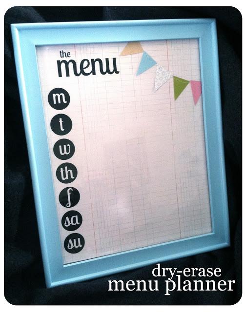 http://sisterssuitcaseblog.com/2012/01/5-friday-easy-dry-erase-menu-planner.html