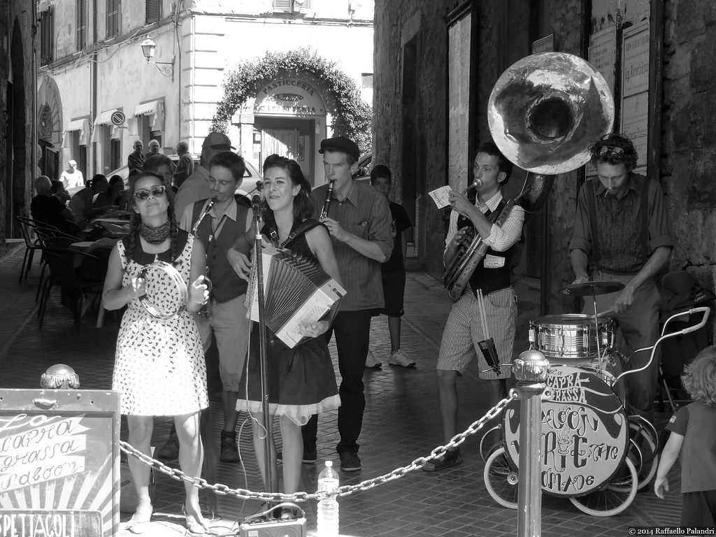 La Capra Grassa music band by rpalandri