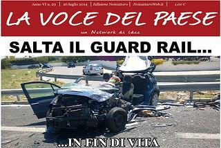 Noicattaro. Prima pagina n. 29-2014 front