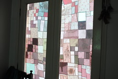 Rosies Quilt - windows