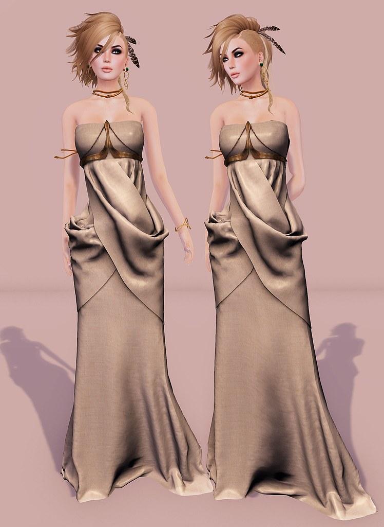 GIA Style Card//Roman Empress