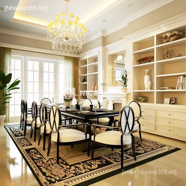 Thiết kế nội thất tân cổ điển Quảng Ninh_7
