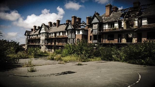 Eldon Grove tenements Liverpool