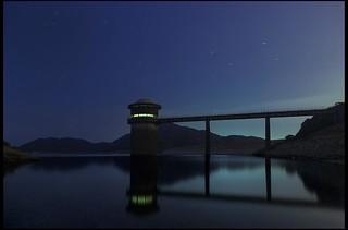 High Island Reservoir on Digital