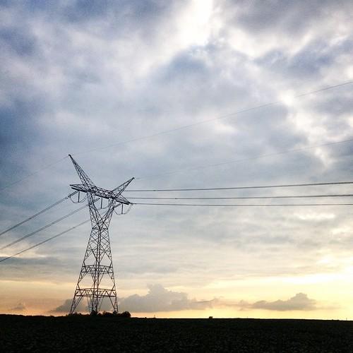 Sighted #fieldaliens #power #sky