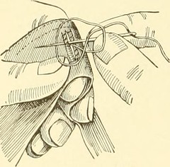 "Image from page 115 of ""The new dressmaker; with complete and fully illustrated instructions on every point connected with sewing, dressmaking and tailoring, from the actual stitches to the cutting, making, altering, mending, and cleaning of clothes for l"