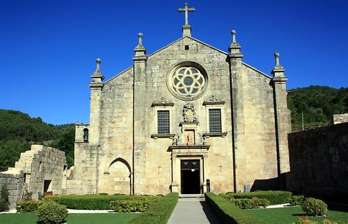 Convento e Igreja de São João de Tarouca
