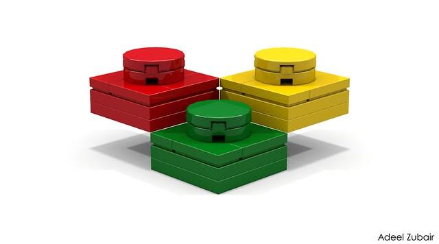 LEGO Brickset Logo