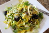 Golden Beet Salad with Blackberry, Avocado and Pistachios