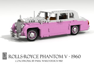 Rolls Royce Phantom V…Strawberry Flavor