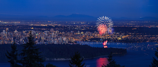 Celebration of Light Fireworks - Day 2 - Team France