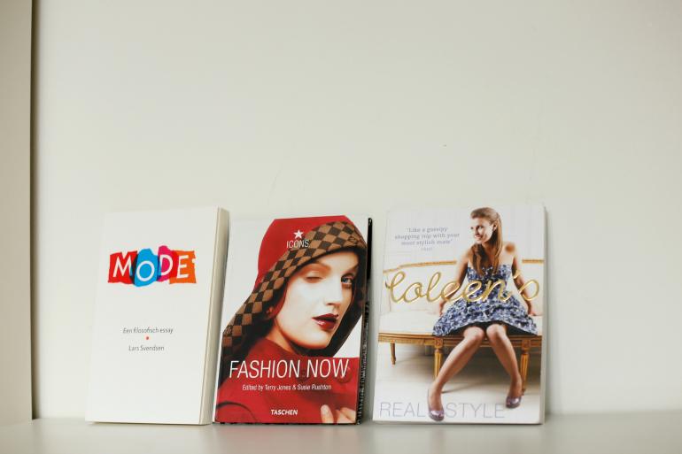 mode een filosofisch essay fashion now taschen coleen's real style