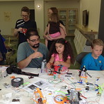 LACMA NextGen Art+Tech Family Sundays w/ Crashspace