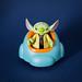 Disney Stitch as Star Wars Yoda!