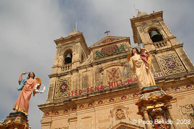 San Lawrenz. © Paco Bellido, 2008