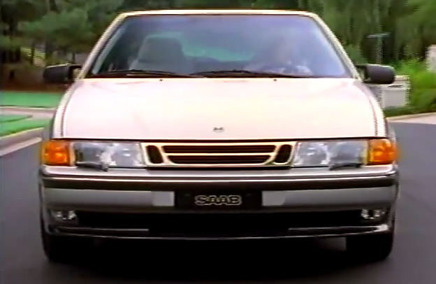 Saab 9000 Turbo - Documentary video