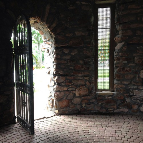 The dove cote, Boldt Castle.