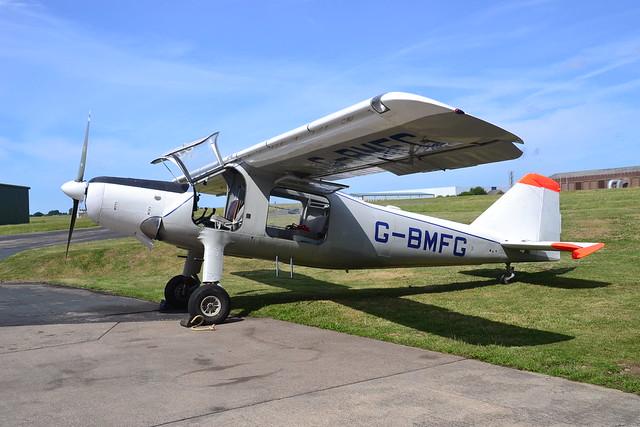 G-BMFG Do.27A-1