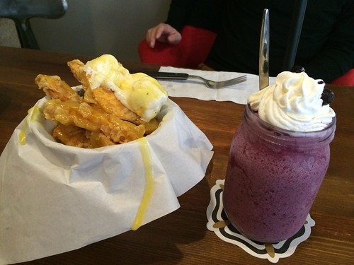 台中美式甜點餐廳-Oh! Sweet Diner (6)