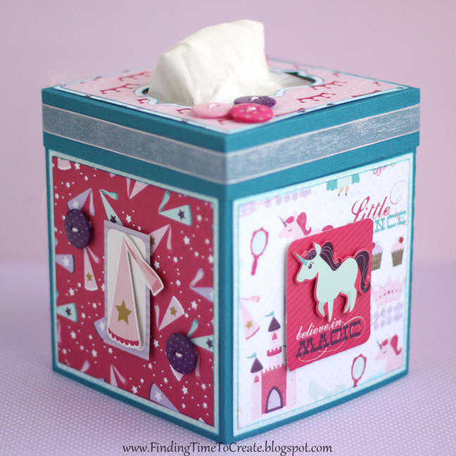 Tissue Box by Kelly Wayment_view 2