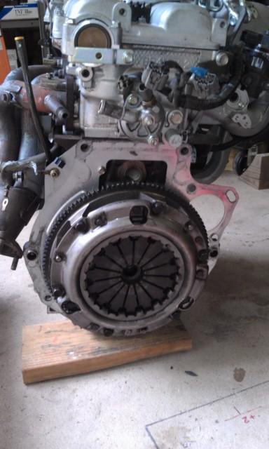 MM 00 EVO Engine Install 4