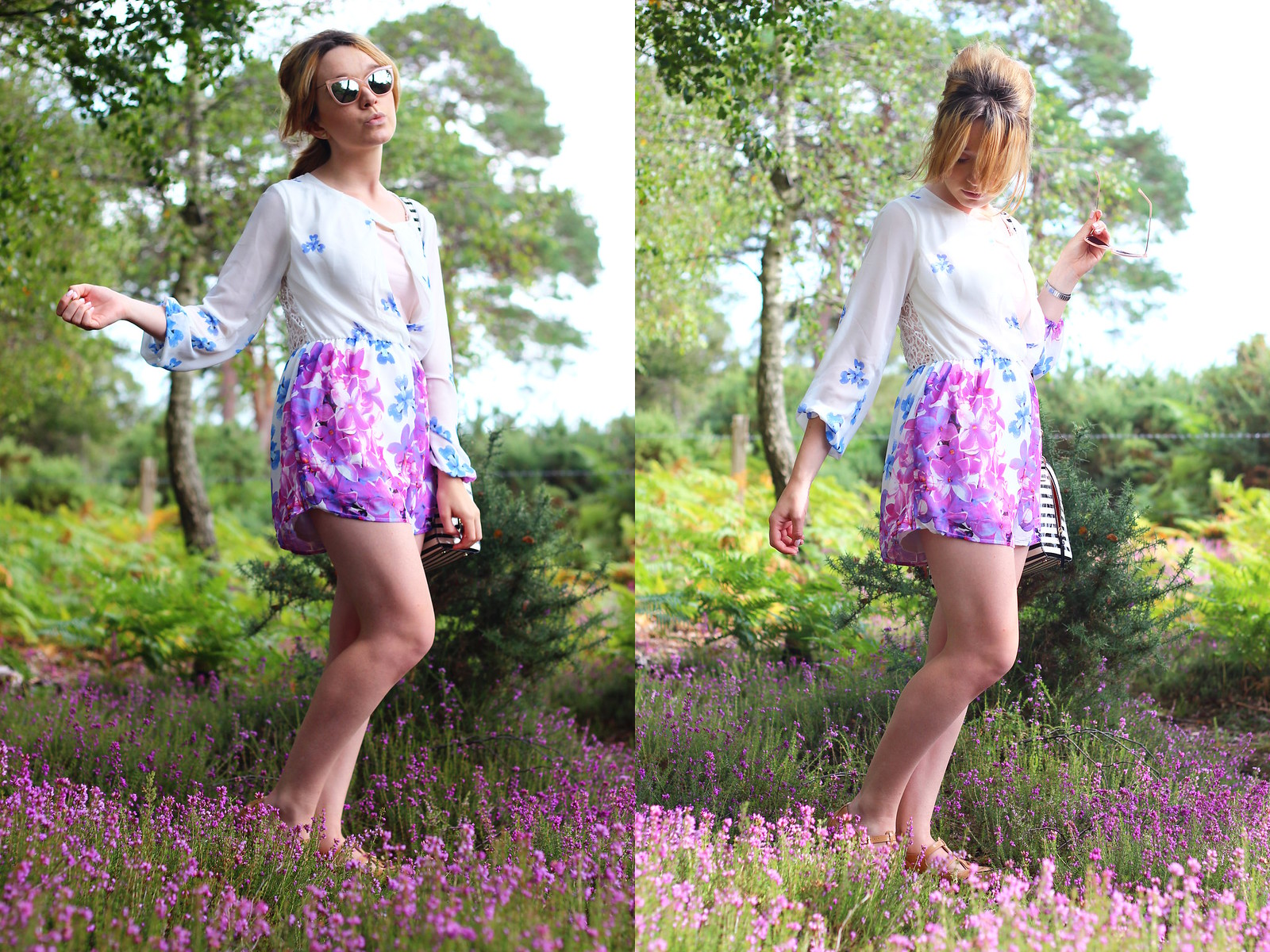 67reverseplaysuit, floral, fashion, crochet, style