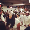 More of the Times Square station craziness. #whatamimissing #latergram