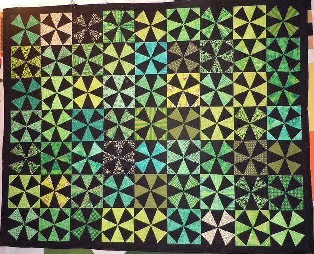 Kaleidoscope Finish!