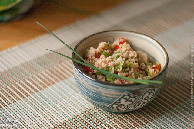 [In fremden Küchen] #2 Ein Blick in den Orient (Veggi-Wednesday)