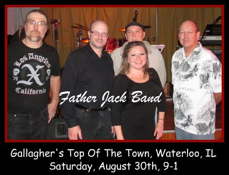 Father Jack Band 8-30-14