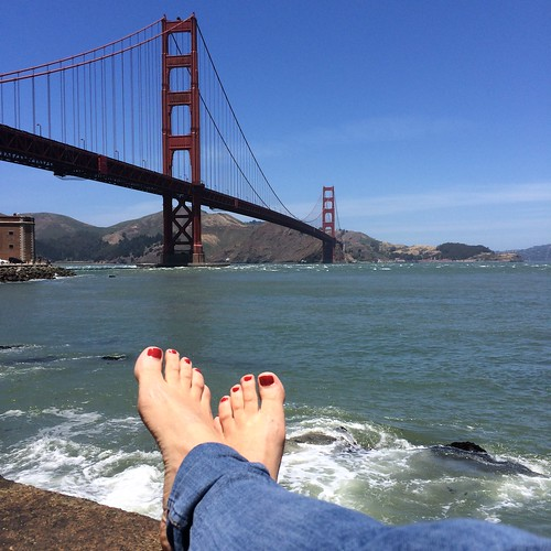 San Franciso, Highway 1 & California, June 2014