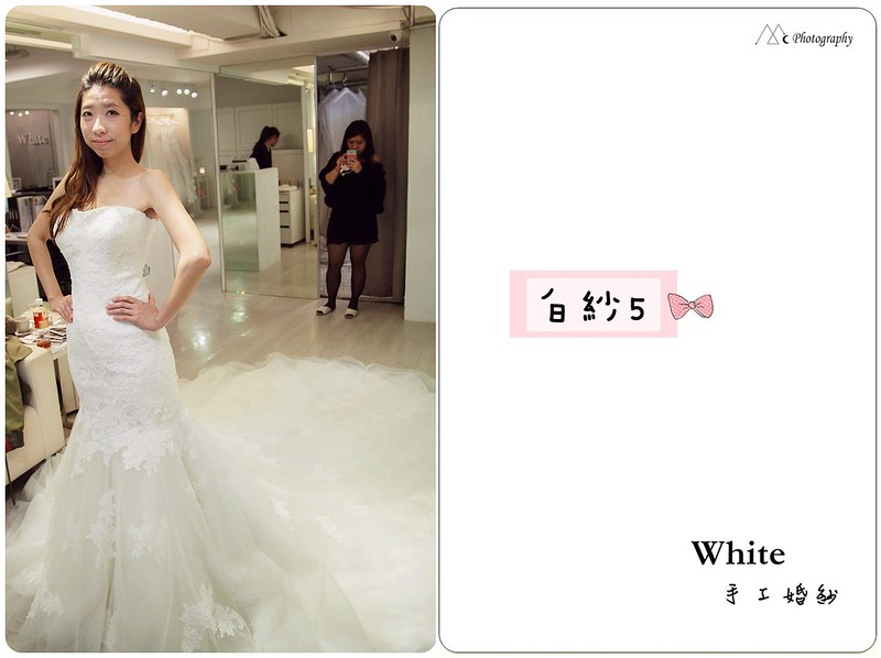 WHITE  白紗5-1